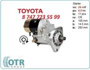Стартер Тойота Дюна 028000-5552